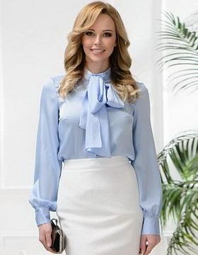 Купить Блузку С Бантом В Челябинске